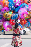 Colourful life Royalty Free Stock Photos