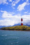 A colourful lighthouse Royalty Free Stock Photos