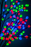 Colourful lights Royalty Free Stock Photos