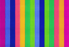 Colourful Lines Royalty Free Stock Images