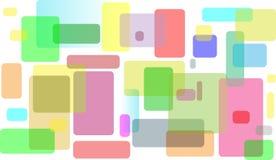 Colourful linie swój puste miejsce zdjęcia stock