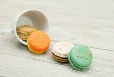 Colourful macaron Royalty Free Stock Photo