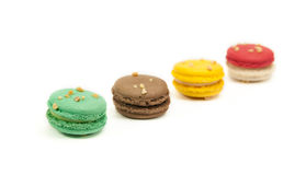 Colourful macaron Royalty Free Stock Photography