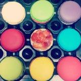 Colourful macaroon Royalty Free Stock Photos