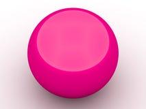 Colourful magic sphere Stock Image