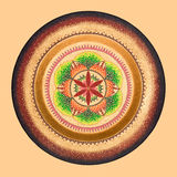Colourful Mandala Royalty Free Stock Photo
