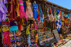 Colourful market Royalty Free Stock Image