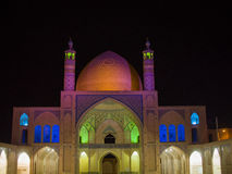 Colourful meczet Zdjęcia Royalty Free