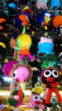 Colourful monster Royalty Free Stock Photo