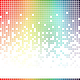 Colourful Mosaics. Abstract vector mosaics design for background usage Stock Image