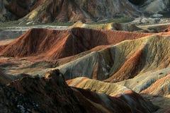 Colourful mountain Stock Image