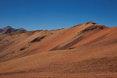 Colourful Mountains of the Atacama Desert Stock Photo