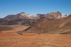 Colourful Mountains of the Atacama Desert Stock Photography