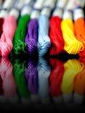 Colourful nici Obraz Stock