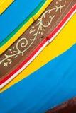 Colourful łodzie w Malta zdjęcie royalty free