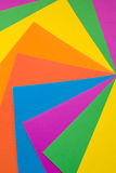 Colourful Paper Royalty Free Stock Images