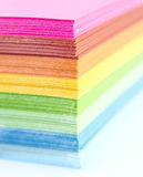 Colourful Paper Royalty Free Stock Photo