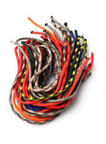 Colourful Para Cords Royalty Free Stock Photo
