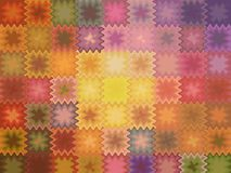Colourful pattern stock photos
