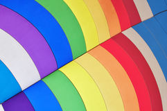 Colourful pattern background. Colourful pattern of hot air balloon Royalty Free Stock Photography