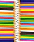 Colourful pencil Stock Photos