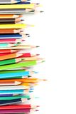 Colourful pencils Stock Photography
