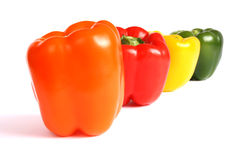 Colourful pepper Royalty Free Stock Image