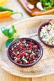 Colourful pepper Stock Photo