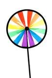 Colourful Pinwheel Royalty Free Stock Photo