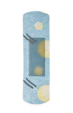 Colourful Plaster Band-Aid for kids Royalty Free Stock Images