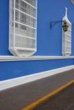 Colourful Plaza de Armas στο Περού Στοκ Φωτογραφία