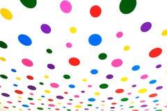 Free Colourful Polka Dots Installation Art By Japanese Artist ,Yayoi Kusama. Stock Image - 188824501