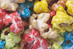 Free Colourful Popcorn Isolated Royalty Free Stock Photos - 11821628