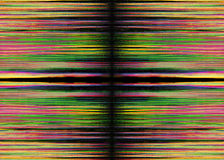 Colourful ragged lines background Royalty Free Stock Photos