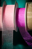 Colourful ribbon Stock Image