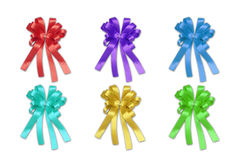 Colourful ribbon Stock Photos