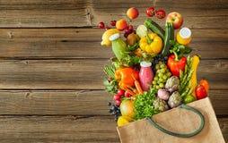 Colourful rolna owoc i zdjęcie royalty free