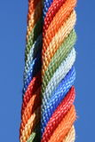 Colourful rope Royalty Free Stock Images