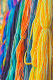 Colourful rope Royalty Free Stock Photos