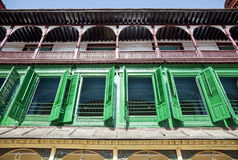 Colourful Royal Palace Building, Kathmandu, Nepal Royalty Free Stock Photos
