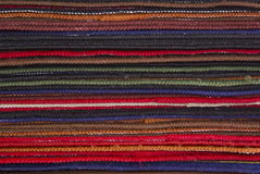 Colourful rugs and carpets Stock Photo