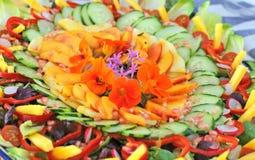 Colourful Salad Royalty Free Stock Photo