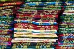 Colourful sarong Royalty Free Stock Photos