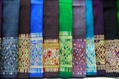 Colourful sarong Stock Photo