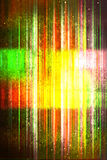 Colourful scratched grunge background Royalty Free Stock Photography