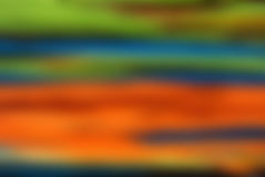 Colourful shoelaces. Close up of colourful shoelaces blur background Stock Photo