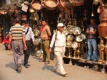 Colourful shop, Kathmandu, Nepal Stock Images