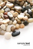Colourful stones royalty free stock images