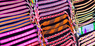 Colourful straps Royalty Free Stock Photos