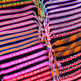 Colourful straps Royalty Free Stock Images